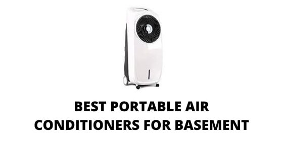 portable air conditioner for basement