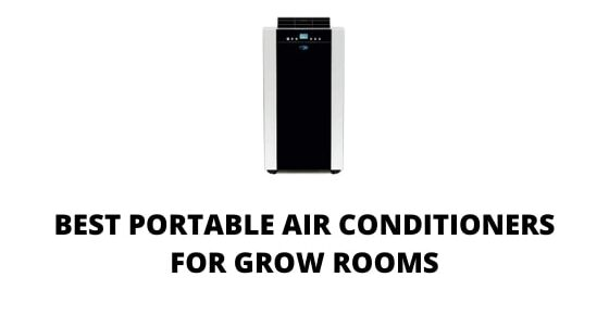 portable air conditioner for grow room